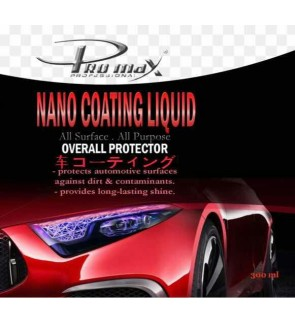 Promax Nano Coating Car Care