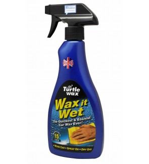 Turtle Wax It Wet The Quickest & Easier Car Wax