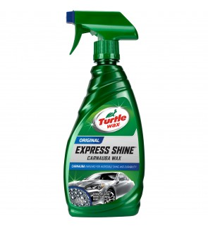 Turtle Wax Express Shine Carnauba Spray Car Wax