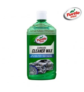 Turtle Wax Carnauba Cleaner Wax