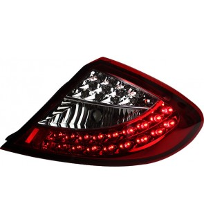 PROTON GEN2  PERSONA LED Crystal Red Clear Tail Lamp