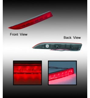 Perodua Myvi SE Rear Bumper Reflector Led Red