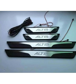 Honda Altis  2014  Side Steel Plate/Side Sill Plate Stainless Steel ABS