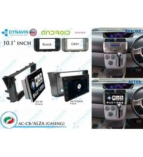 """Perodua Alza 10.1"""" Inch Android Player With Casing"""