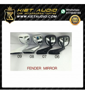 Universal SUV/4WD Car Exterior Side Fender Blind Spot Rear View Mirror