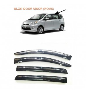 Move Desigh Door Visor For Proton Inspira