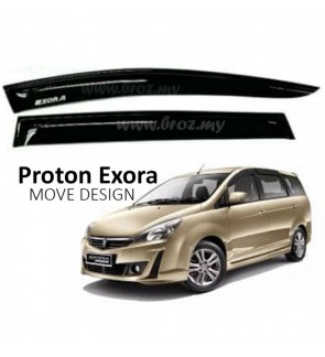 Move Desigh Door Visor For Proton Exora