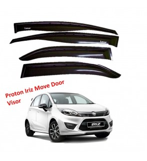 Move Design Door Visor For Proton Iriz