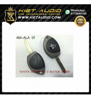 Toyota Car Remote Control Key Cover Case- 2 Button