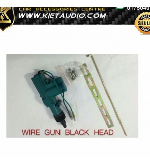 WIRE GUN BLACK HEAD