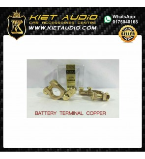 BATTERY TERMINAL COPPER 12pcs
