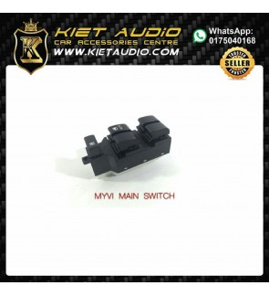 OEM Perodua Myvi Main Power Window Switch (Auto Up Down)