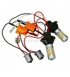 DRL LED SIGNAL LIGHT 2IN1