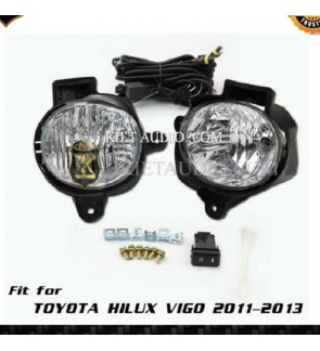 Pentair Waterproof Fog Lamp For Toyota Hilux 2011-2013