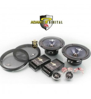 ADAMS DIGITAL GTR 665 CAR SPEAKER