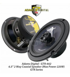 ADAMS DIGITAL GTR  662 CAR SPEAKER