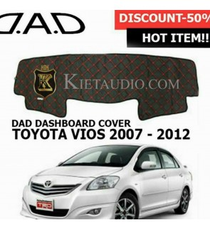 DAD DASHBOARD COVER FOR TOYOTA VIOS 2007 2012