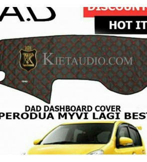 DAD DASHBOARD COVER FOR PERODUA MYVI