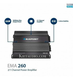 BLAUPUNKT EMA 260 2/1 CHANNEL POWER  AMPLIFIRE