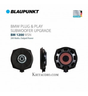 BMW PLUG AND PLAY SUBWOOFER UPGRADE BM 1200 WSN 200 WATTS
