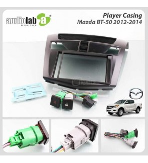 Mazda 3 2010-2013 Car Audio Player Casing (Double Din)